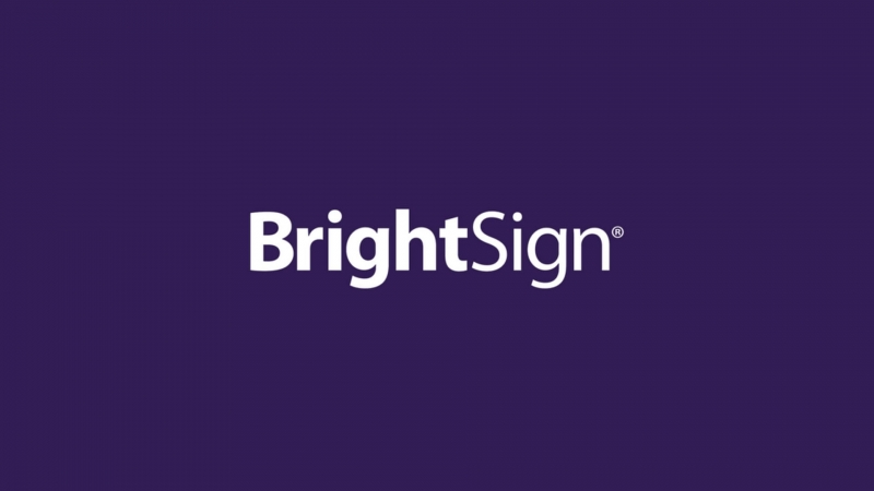 brightsign os 8 logo appspace