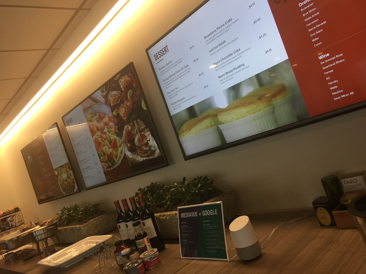 showcase appspace mediavue google home 4k video wall