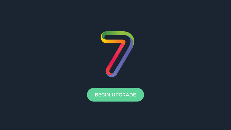 appspace 7 upgrade schedule plan