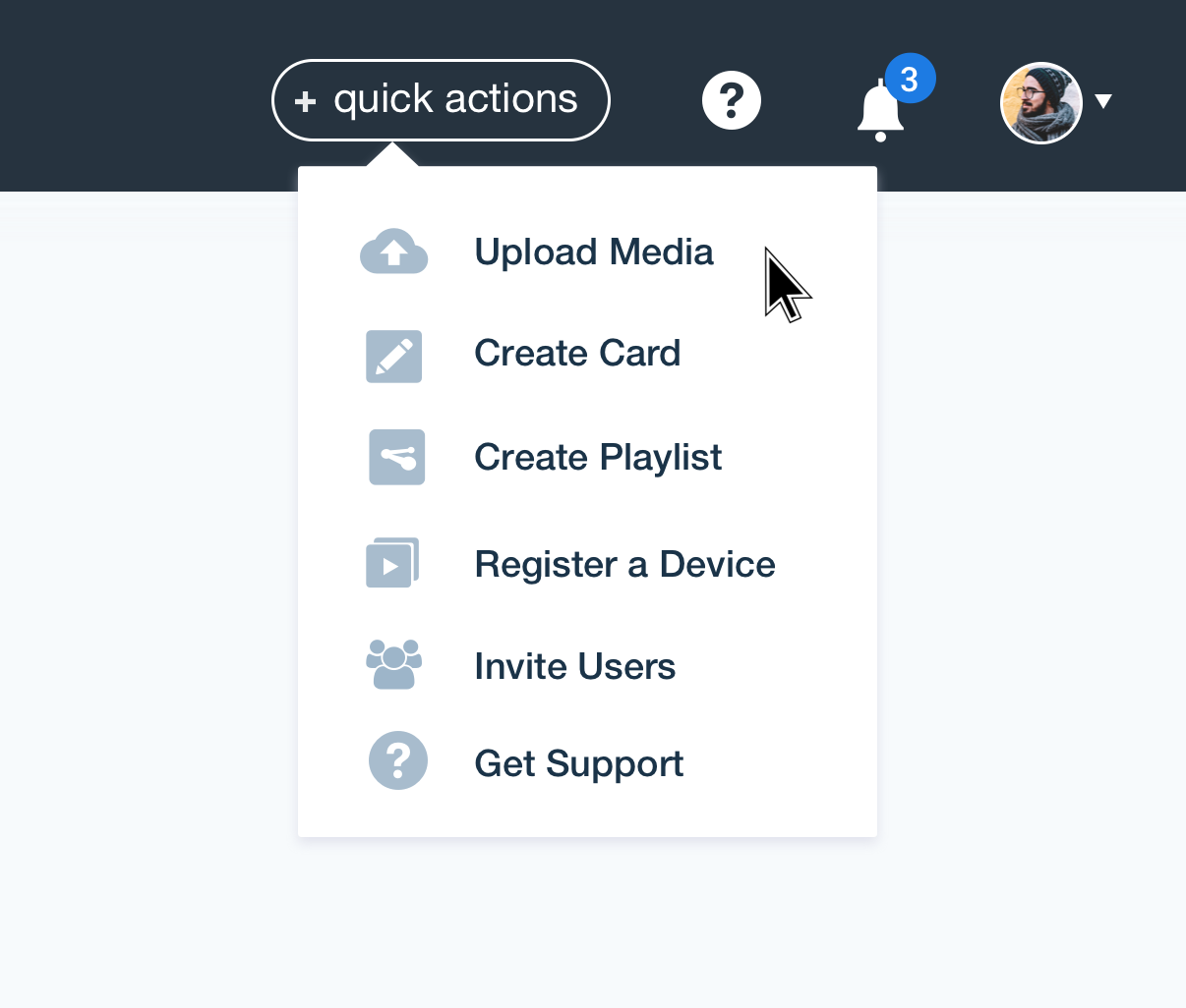 UI tweak support appspace