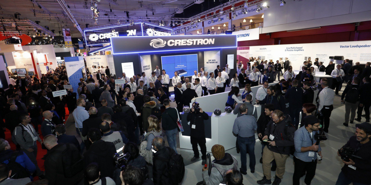 crestron appspace booth ise